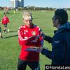Bayer 04 Leverkusen Training Session, Champion's Gate, Orlando, Florida - 4 January 2016 (Photographer: Nigel G Worrall)